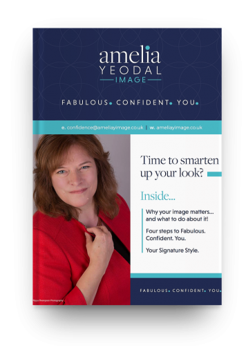 Amelia Yeodal | Looking To Smarten Up Your Image? | Ebook | Colour Consultant | Personal Stylist